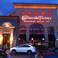 Photo taken at The Cheesecake Factory by Dada G. on 6/30/2012