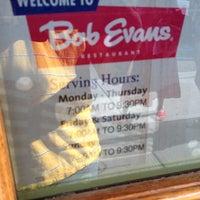 Bob Evans - 3 tips