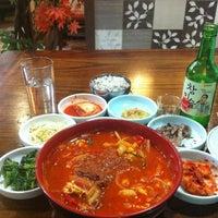 Photo taken at Yang Won Restaurnat (장원) by Pato D. on 3/17/2012