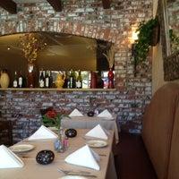 Photo taken at Vitello's Trattoria by Jody D. on 7/9/2012