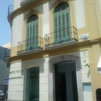 Photo taken at Fundación Picasso - Museo Casa Natal by Jonatan P. on 6/24/2012