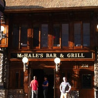 Photo taken at McHale's Bar & Grill by Robert J M. on 5/28/2012