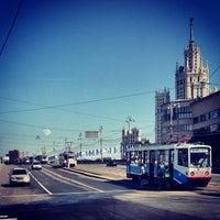 Photo taken at МГУДТ (Московский государственный университет дизайна и технологий) by BACbKA R. on 8/3/2012
