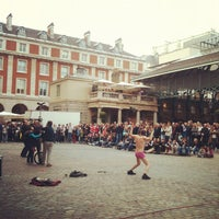 Photo taken at Covent Garden by Matt R. on 5/12/2012
