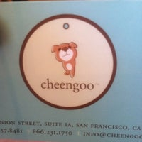 Photo taken at Cheengoo Boutique by Loraine E. on 4/16/2012