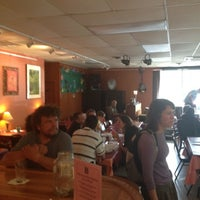 Photo taken at The New Deal Cafe by Paul R. on 5/12/2012