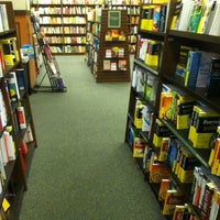 Photo taken at Barnes & Noble by Robert R. on 9/2/2012