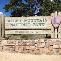 Photo taken at Rocky Mountain National Park by Andie 🌞🌺 G. on 7/18/2012