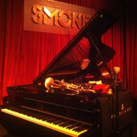 Photo taken at Smoke Jazz & Supper Club by YOU on 5/27/2012