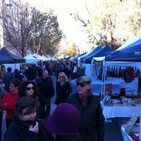 Photo taken at Salamanca Market by Graeme W. on 6/9/2012