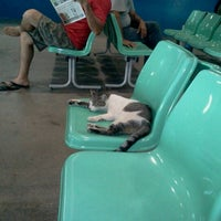 Photo taken at Terminal Rodoviário Engenheiro Huascar Angelim by Rodrigo R. on 7/22/2012