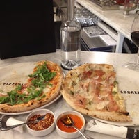 Photo taken at Pizzeria Locale by Megan B. on 4/4/2012