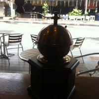 Photo taken at Wawee Coffee by Nana W. on 8/10/2012