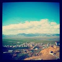 Photo taken at Yüksekova by M. Burak Y. on 4/24/2012