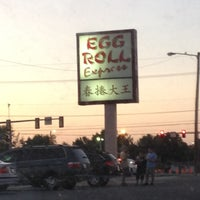 Photo taken at Egg Roll Express by Scott T. on 5/16/2012