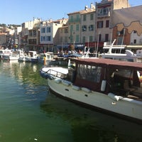 Photo taken at Port de Cassis by Martin L. on 7/10/2012