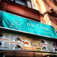 Снимок сделан в Mr.Chan пользователем Timur Y. 5/9/2012