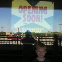Photo taken at SUBWAY by Chase S. on 6/2/2012