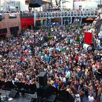 Photo taken at Kansas City Live! by Jason G. on 6/15/2012