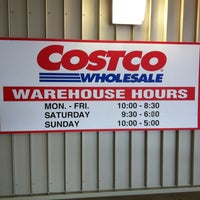 Photo taken at Costco by ⭐Gee⭐ V. on 2/23/2012