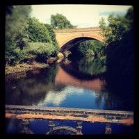 Photo taken at Glasgow Botanic Gardens by Betty C. on 7/14/2012