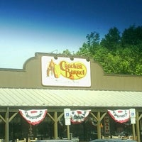 Photo taken at Cracker Barrel Old Country Store by M. W. on 6/29/2012