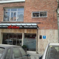 Foto tomada en Hotel Acta Antibes por Giuli el 3/18/2012