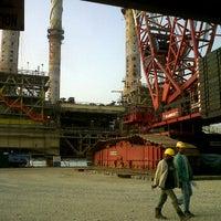 Photo taken at Kencana Marine 2 @ Sapura Kencana Petroleum by Ayie R. on 6/21/2012