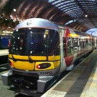 Photo taken at Heathrow Express Train - Paddington [PAD] to Heathrow [HXX] by Daisuke S. on 6/10/2012