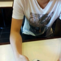 Photo taken at 미소야 (Misoya) by Min-Ah H. on 5/16/2012