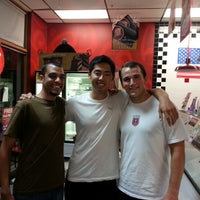 Photo taken at Cold Stone Creamery by Ricky W. on 8/11/2012