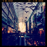 Photo taken at CF Toronto Eaton Centre by Chris M. on 2/7/2012