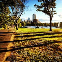 Photo taken at The Esplanade by Bret C. on 9/10/2012