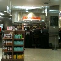 Photo taken at David Jones Noodle Bar by ian on 6/7/2012