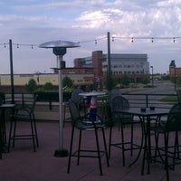 Photo taken at Wellman's Pub & Rooftop by Joshua G. on 8/7/2012