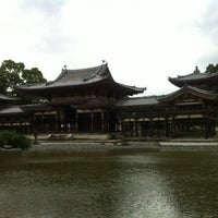 Photo taken at Byodo-in Temple by Ampere L. on 7/11/2012