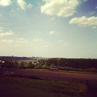 Photo taken at Vakantiehoeve Bosgat by Matthias D. on 5/19/2012