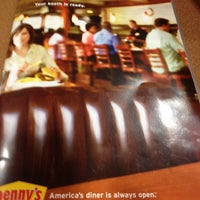 Photo taken at Denny's by Paula W. on 2/12/2012