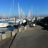 Photo taken at Roompot Marina Haven by Niels S. on 9/9/2012