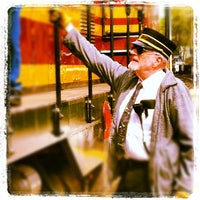 Photo taken at Conway Scenic Railroad by Leighton O. on 5/6/2012