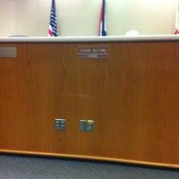 Photo taken at Independence Municipal Court by John B. on 2/29/2012