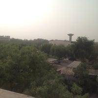 Photo taken at University of Delhi by InBae L. on 5/18/2012