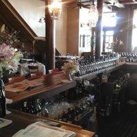 Photo taken at Capsouto Freres Bistro Restaurant by Humphrey C. on 4/14/2012
