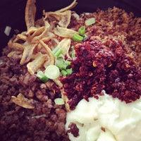 Photo taken at Restoran Super Kitchen Chilli Pan Mee (辣椒板面) by Sam C. on 3/24/2012