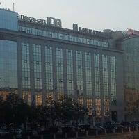Photo taken at 100 ТВ by Sergey M. on 8/13/2012