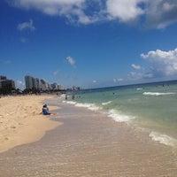 8/9/2012 tarihinde Alexio G.ziyaretçi tarafından Fort Lauderdale Beach'de çekilen fotoğraf
