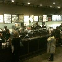 Photo taken at Starbucks by Lee j. on 3/27/2012