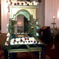 Photo taken at Iglesia San Nicolas by LeY on 4/13/2012
