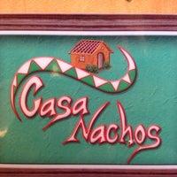 Photo taken at Casa Nachos by Faith S. on 4/6/2012