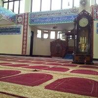 Photo taken at Masjid P. Antasari by ahmad f. on 6/9/2012